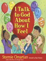 I Talk to God About How I Feel