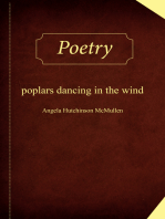 Poplars Dancing in the Wind