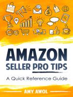 Amazon Seller Pro Tips