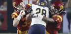 Trojans' Hopes Go South After Loss To Cal