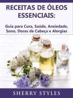 Receitas de óleos essenciais