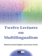 Twelve Lectures on Multilingualism