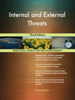Internal and External Threats Third Edition
