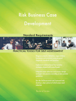 Risk Business Case Development Standard Requirements