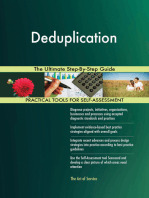 Deduplication The Ultimate Step-By-Step Guide