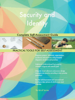 Security and Identity Complete Self-Assessment Guide