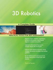 3D Robotics A Complete Guide