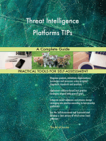 Threat Intelligence Platforms TIPs A Complete Guide