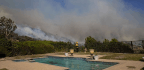 Firefighters Worry As Winds Threaten To Feed Blaze In Ventura And LA Counties