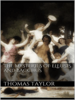 The Mysteries of Eleusis and Bacchus