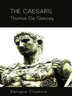 The Caesars (Serapis Classics))