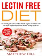 Lectin Free Diet