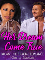 Her Dream Come True - BWWM Interracial Romance