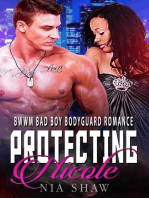 Protecting Nicole - BWWM Bad Boy Bodyguard Romance