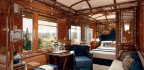 Suites That Celebrate The Romance Of Rail Travel