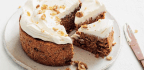 No-Bake Carrot Cake