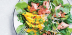 Smoked Trout & Mango Salad