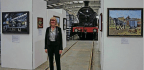 Double Delight As Railway Works Of Art Go On Show