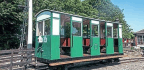 Wembley Exhibition 2ft-gauge Coach Restored As New At Toddington