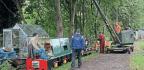 Little Railway That Serves A Manchester Boatyard