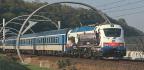 Eastern European Railways Celebrate 100 Years Of Independence