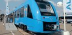 Hydrogen Train Trial For UK By 2020
