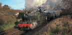 'Witherslack' And 'S160' Go South As West Somerset Celebrates The GWR