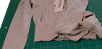 Shorten Cardigan Sleeves