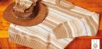 Men's Striped Pullover