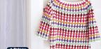 Child's Crochet Jumper