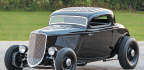 Perfect Profile 1934 FORD COUPE