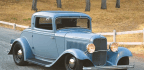 New Steel 1932 FORD