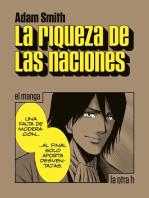 La riqueza de las naciones: el manga
