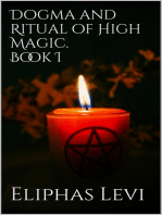 Dogma and Ritual of High Magic. Book I