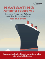 Navigating among icebergs