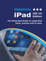 Essential iPad iOS 12 Edition
