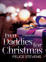 Two Daddies for Christmas-A Breakfast Club holiday short story