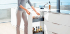 Space-saving Cabinet Solutions