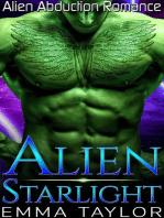Alien Starlight - Sci-fi Alien Abduction Romance