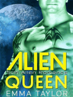 Alien Queen - Scifi Alien Invasion Romance