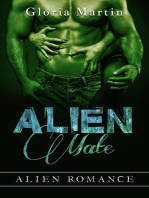 Alien Mate - Alien Invasion Romance
