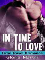 In Time to Love - Time Travel Romance