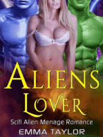 Aliens Lover - Scifi Alien Manage Romance