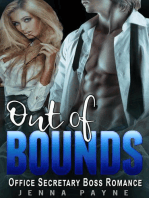 Out of Bounds - Office Secretary Boss Romance
