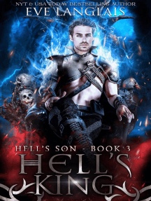 Hell's King: Hell's Son, #3