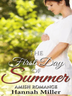 The First Day of Summer - Amish Romance