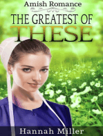 The Greatest of These - Christian Amish Romance
