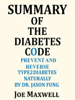 Summary Of The Diabetes Code