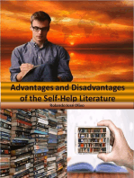 Advantages and Disadvantages of the Self-Help Literature