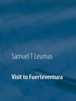 Visit to Fuerteventura